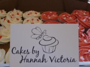 Cakes by hannah victoria