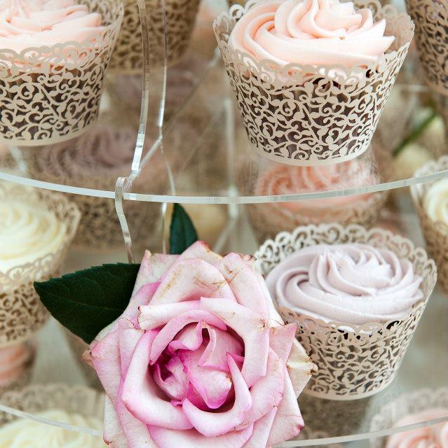 wedding cupcakes