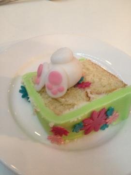 sugarpaste bunny